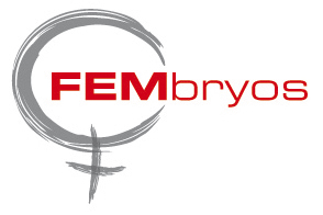 FEMbryos = vrouwelijke embryos!