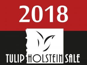 Aanmelden Tulip Sale 2018