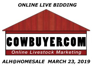 ALH at Homesale: Online bieden via COWBUYER