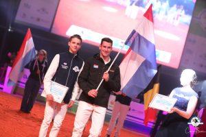 Young Breeders Nederland Kampioen Europa