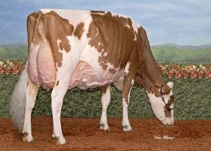 Apple daughter: Miss Apple Snapple Red EX-96!